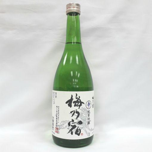 UMENOYADO SHUZO / JP SAKE 16% ACL (JUNMAI GINJOU SHU) 720ml