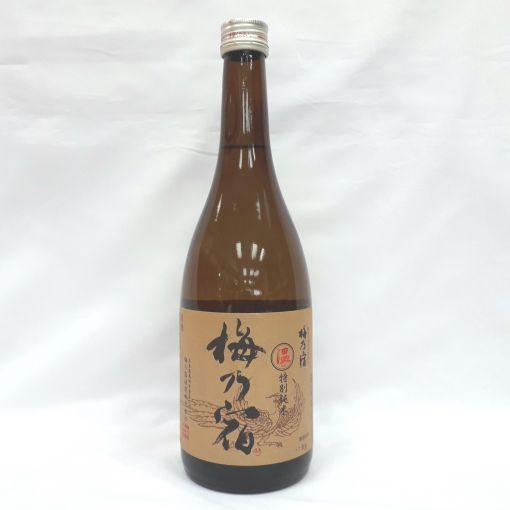 UMENOYADO SHUZO / JP SAKE 15%ACL (TOKUBETSU JUNMAI ON) 720ml