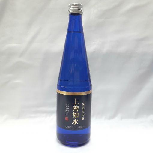 SHIRATAKI SHUZO / JAPANESE SAKE 15.9%(JOZEN MIZUNOGOTOSHI JUNMAI DAIGINJO) 720ml