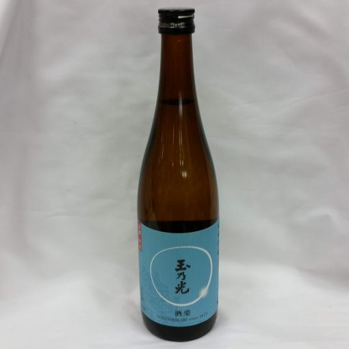 TAMANO HIKARI SHUZO / JP SAKE (JUNMAI GINJO SHURAKU) 720ml