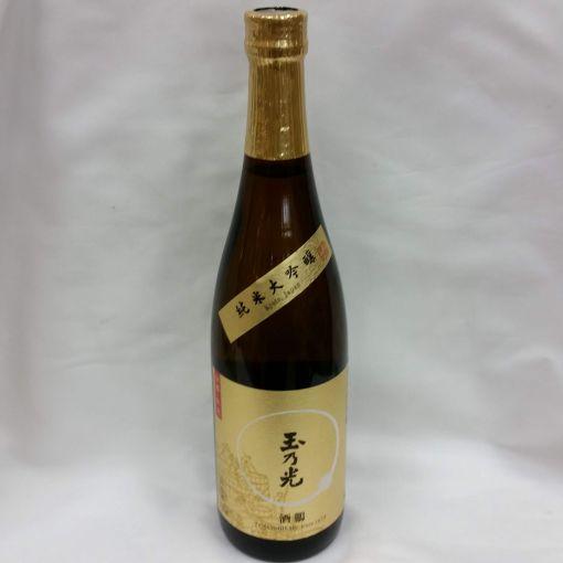 TAMANO HIKARI SHUZO / JP SAKE (JUNMAI-DAIGINJO SYUHOU) 720ml