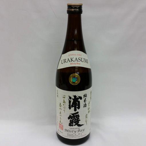 URAKASUMI / JAPANESE SAKE (URAKASUMI JUNMAI) 720ml