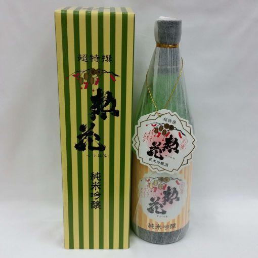 NIHON SAKARI / JAPANESE SAKE ALC 15.0-16.0% (NIHON SAKARI SOKA) 720ml