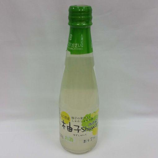 KONISHI SHUZO / LIQUOR ALC 3.0% (YUZU SHUWARI) 210ml