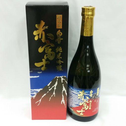 KONISHI SHUZO / JAPANESE SAKE ALC 15.0-15.9% (CHO TOKUSEN SHIRAYUKI JUNMAIGI 720ml