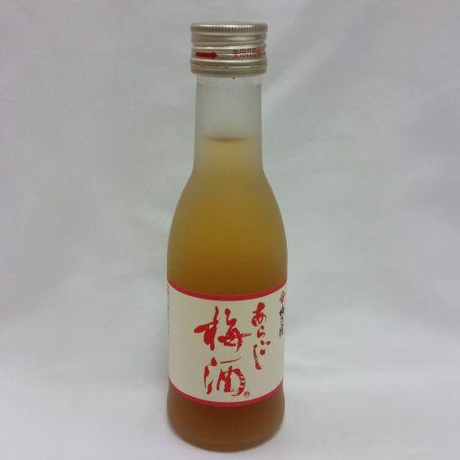 UMENOYADO SHUZO / PLUM LIQUOR 12%ACL (ARAGOSHI UMESHU) 180ml