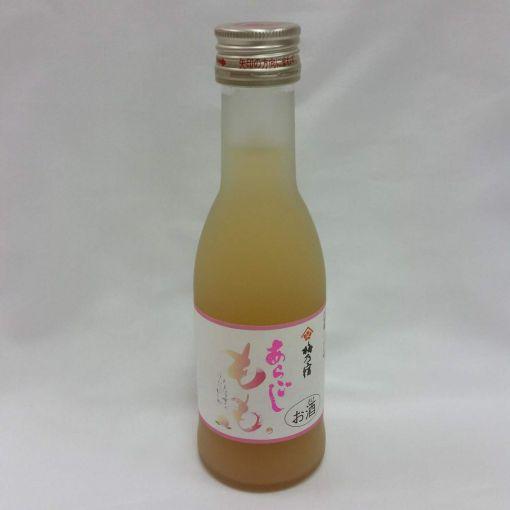 UMENOYADO SHUZO / PEACH LIQUOR 8%ACL (ARAGOSHI MOMO SHU) 180ml