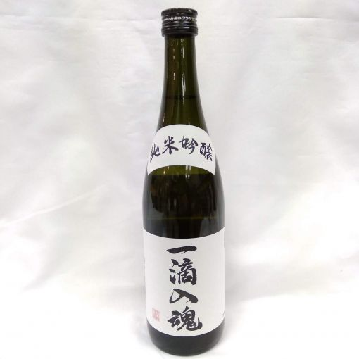 KAMOTSURU SHUZO / JP SAKE(ITTEKI NYUKON) 720ml