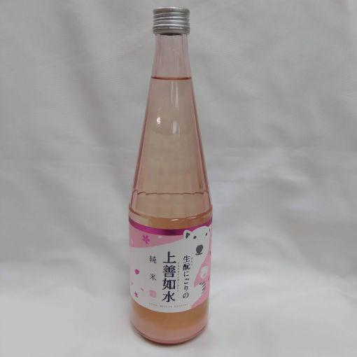 SHIRATAKI SHUZO / JP SAKE (NIGORINO JOZEN MIZUNOGOTOSHI JYUNMAI) 720ml