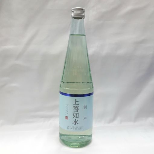 SHIRATAKI SHUZO / JAPANESE SAKE 17.9%(JOZEN MIZUNOGOTOSHI JUNMAI) 720ml