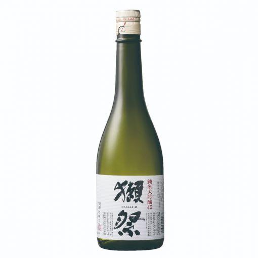 ASAHISHUZO / DASSAI 45 (JAPANESE SAKE) 720ml