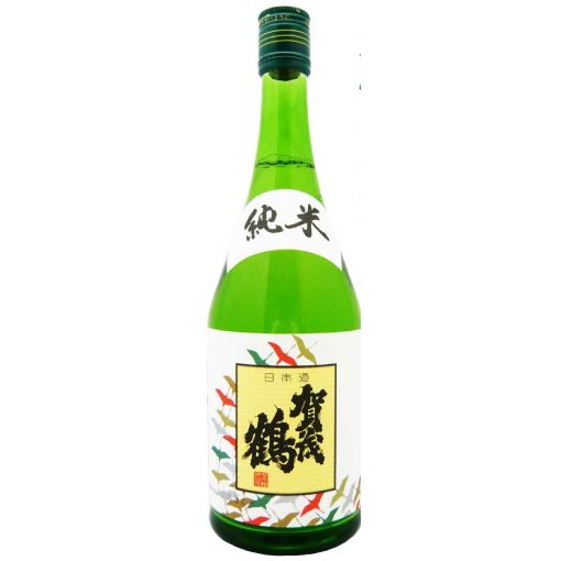 KAMOTSURU SHUZO / JP SAKE (JUNMAISHU) 720ml