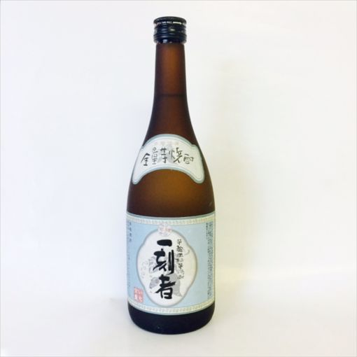 """TAKARA SHUZO / SHOCHU HONKAKU SWEET POTATO """"IKKOMON"""" 25%ALC 720ml"""