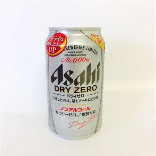 ASAHI BREWERY / NON ALCOHOL BEER (DRY ZERO) 350ml