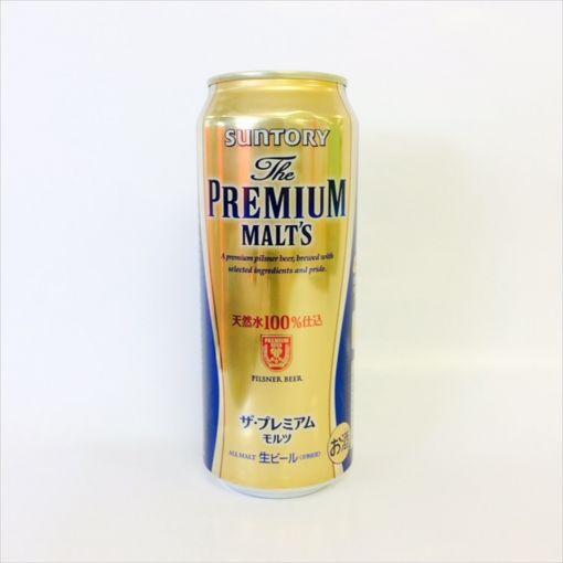 SUNTORY / BEER CAN (PREMIUM MALTS) 500ml