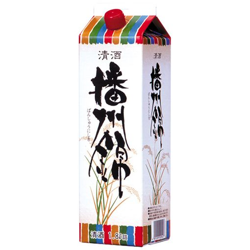KING JOZO / JP SAKE (BANSHU NISHIKI KASEN) PAPER PACK 1.8L