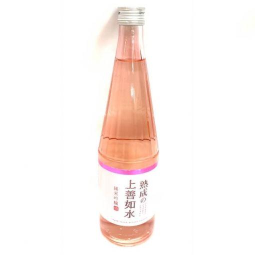 SHIRATAKI SHUZO / JAPANESE SAKE 15.9%(JUKUSEI NO JOZEN MIZUNOGOTOSHI) 720ml