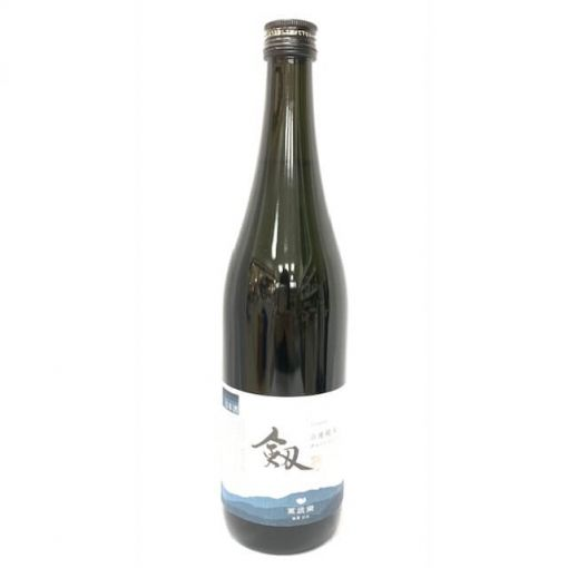 KOBORI SHUZO / JAPANESE SAKE (MANZAIRAKU TSURUGI YAMAHAIJUNMAI) 720ml