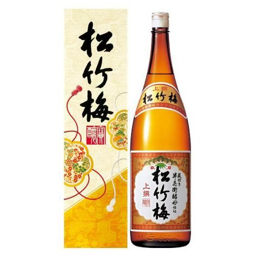 TAKARA SHUZO / JP SAKE (SHOCHIKUBAI TAKUJO) 720ml