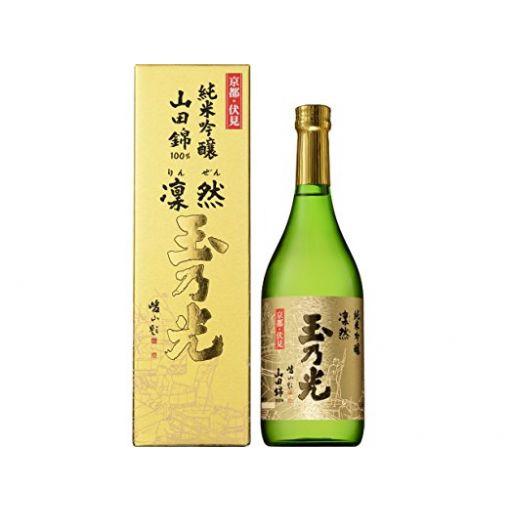 TAMANO HIKARI SHUZO / JP SAKE (JUNMAI GINJO RINZEN YAMADA NISHIKI 100%) 720ml