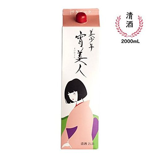 BISHONEN / JP SAKE (BISHONEN / YOI BIJIN) 2L