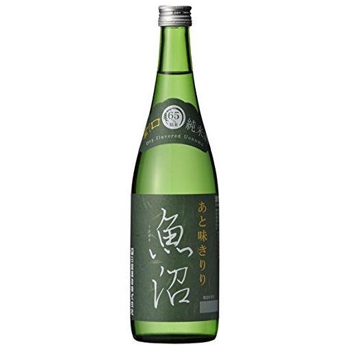 SHIRATAKI SHUZO / JAPANESE SAKE (KARAKUCHI UONUMA JUNMAI) 720ml