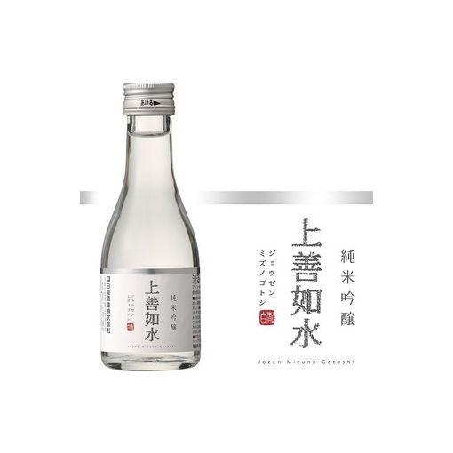 SHIRATAKI SHUZO / JP SAKE 14.9%(JOZEN MIZUNOGOTOSHI JUNMAI GINJO) 300ml